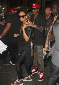Celebrities including Chris Brown attend DJ Prostyle's Birthday Bash in NYC